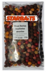 Boilies Mix Starbaits 2,5kg
