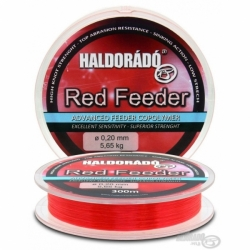 Vlasec Haldorado RED FEEDER 300m