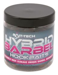 Pelety Bait-Tech Hybrid Barbel Hookbaits 225ml