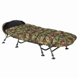 Spacák 5 Season Ext Camo Sleeping Bag  Giants Fishing