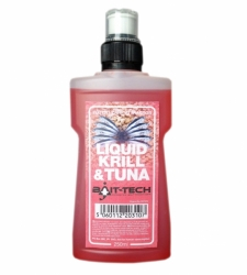 Tekutá Esencia Bait-Tech Liquid Krill&Tuna  250ml