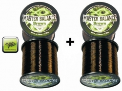 Vlasec Giants Fishing Carp Master Balance Brown 1+1